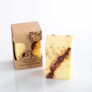 סבון פילינג טבעי קינמון