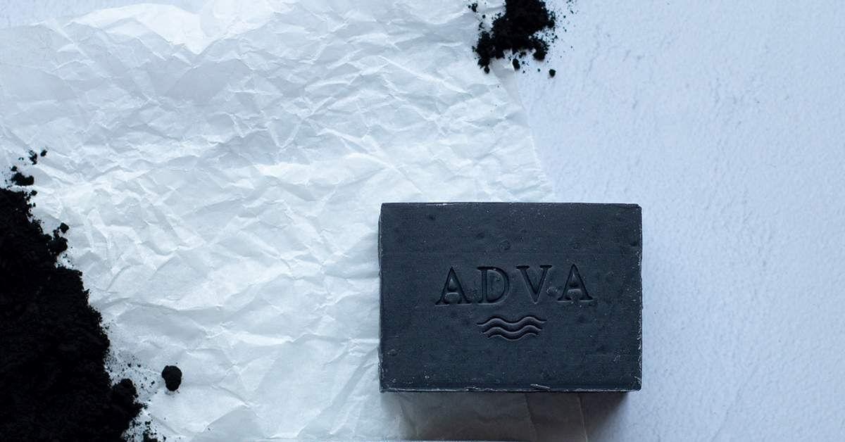 סבון פחם שחור